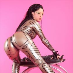 Free Picture of RubberDoll